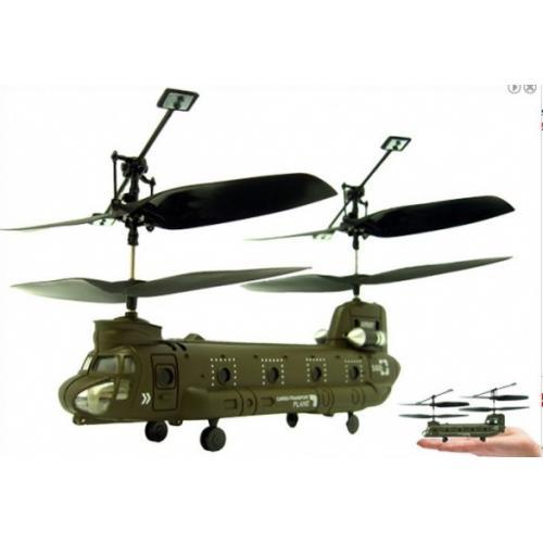Радиоуправляемый вертолет Syma Chinook (20 см)